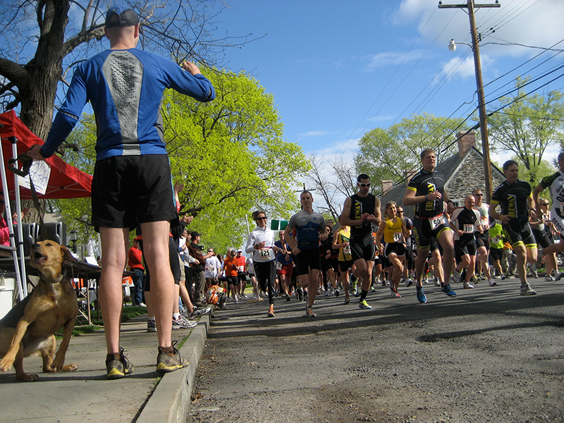 Road Running 5K Race